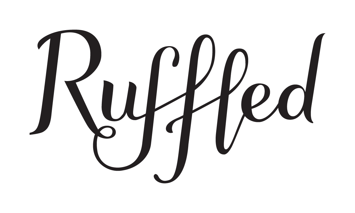 Featured In Ruffled Blog
