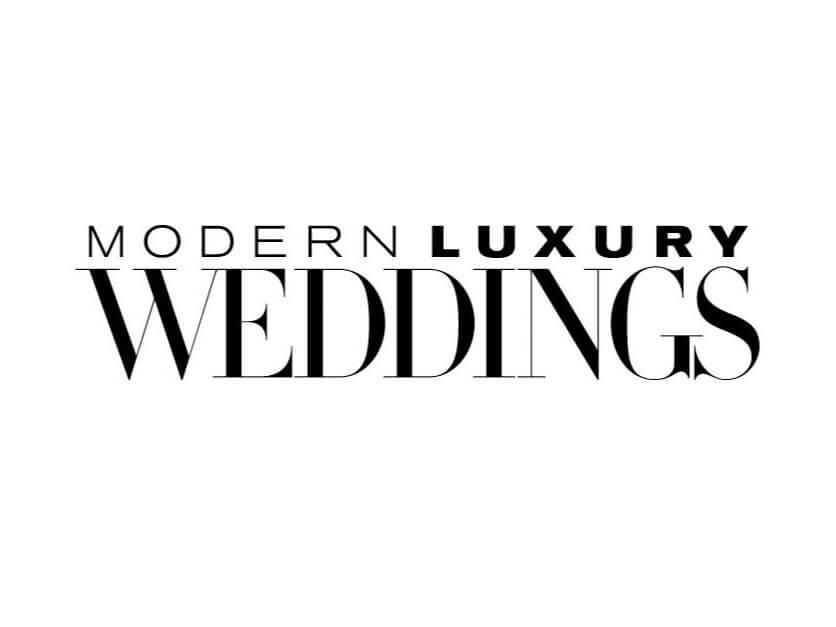 Featured in Modern Luxury Weddings